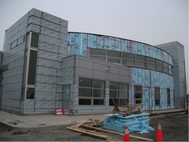 Construction of EMS Station2
