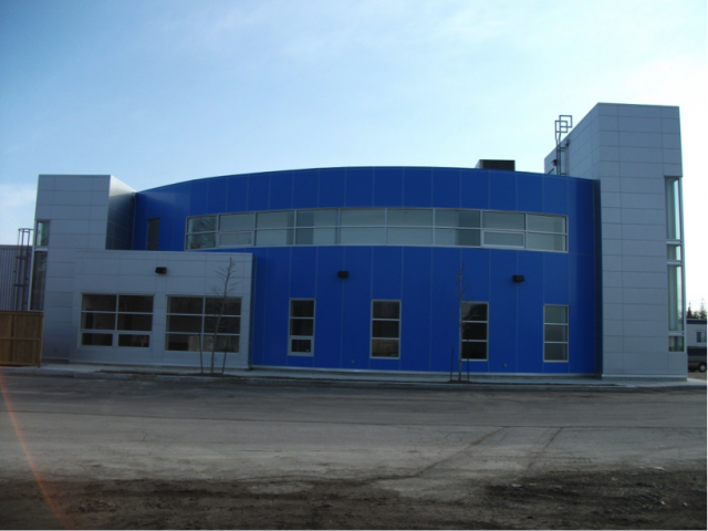 Construction of EMS Station3