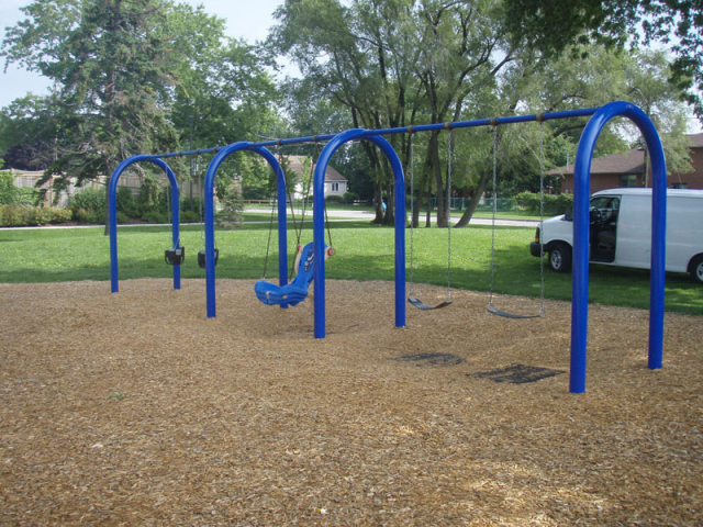 Construction of Playgrounds & Park Improvements by Dig-Con Intl