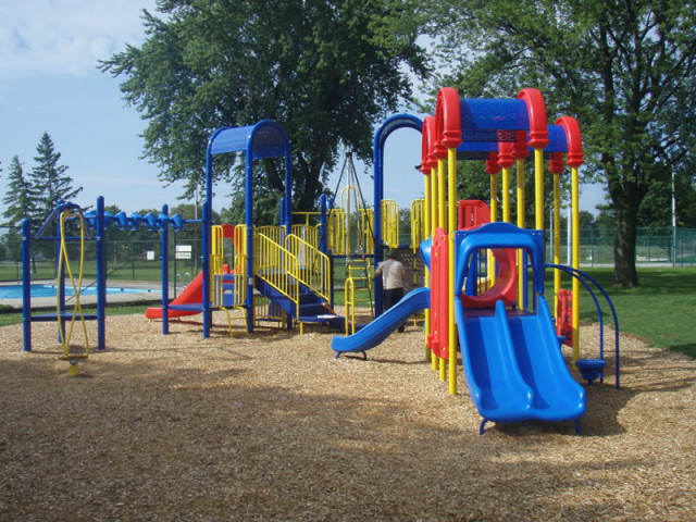 Construction of Playgrounds & Park Improvements