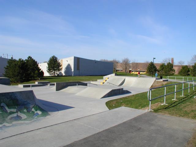 Port Union Skateboard Park