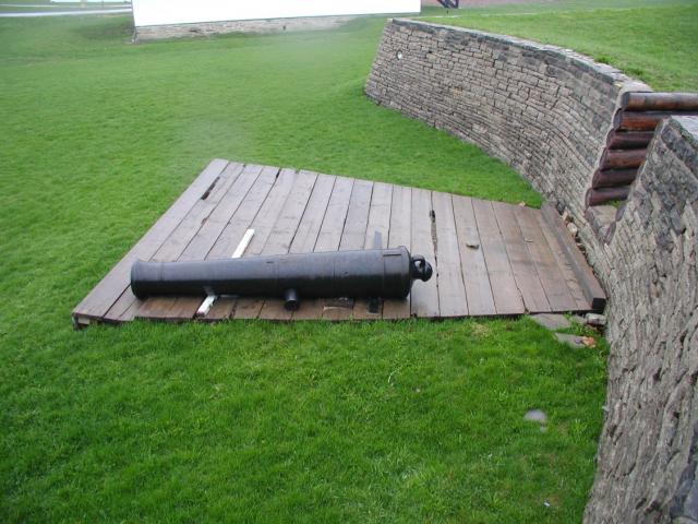 Restoration work of Fort York in Toronto done by Dig-Con