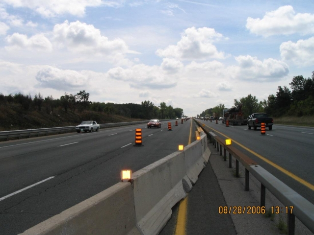 HWY 400 project