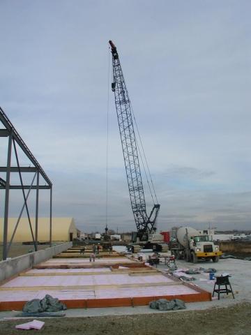 tilt up wall construction