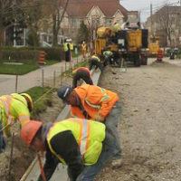 road construction contractors